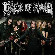 cradle of filth metal