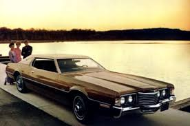 1972 ford thunderbird