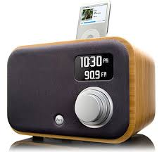 retro ipod speaker