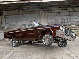 1964 ss impala