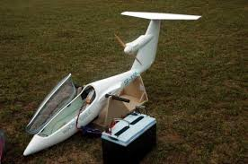 glider radio controlled