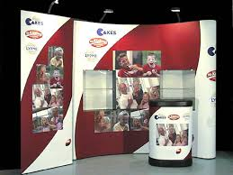 popup display stand