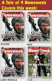 current newsweek cover