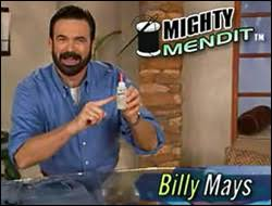 billy mays mighty mendit