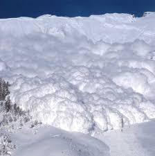 avalanche picture