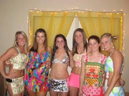 clothes party