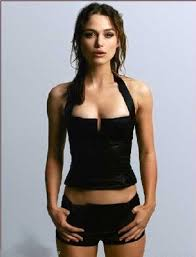 keira knightly with no clothes on