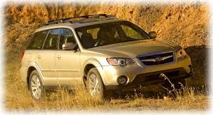 2008 outback