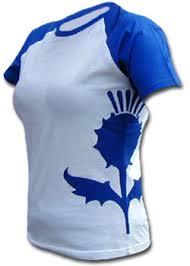 scottish tee shirts