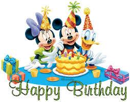 birthday mickey