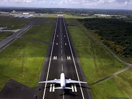 aeroplane takeoff