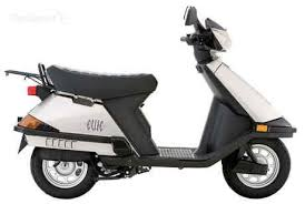 honda elite scooters