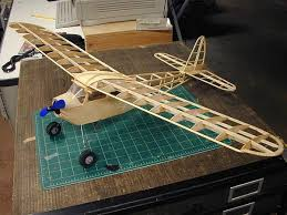airplane model plans