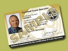 certified card