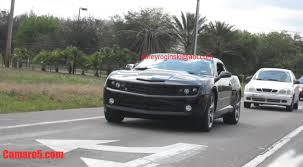 camaro 2009 black