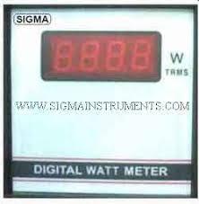 wattmeter digital