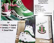aka shoes