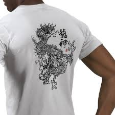 tshirt dragon