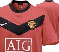 manchester united shirt 09