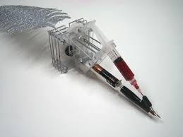 quill fountain pen