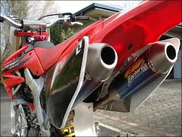 crf 250 exhaust