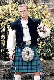 flower of scotland kilt