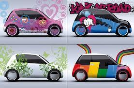 car paint job designs