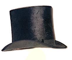 victorian mens hat