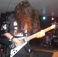 hard metal rock