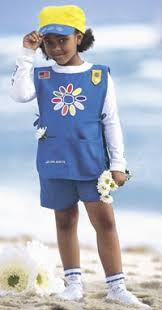 girl scout daisy uniforms