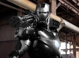 iron man 2 official