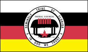 seminole indian flag