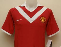 manchester united new kit 2009 2010