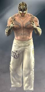 smackdown vs raw 2007 rey mysterio
