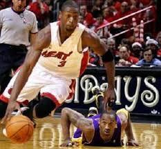 dribbling basketball