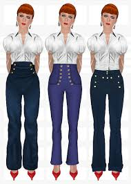 military style pants