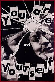 barbara kruger not stupid enough