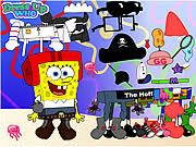 dress spongebob