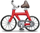 free biker clip art
