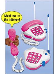 pink walkie talkie
