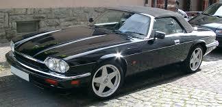 jaguar cabrio