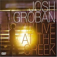 josh groban live at the greek