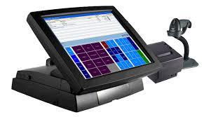 touchscreen cash register
