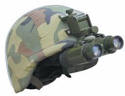 night vision helmet