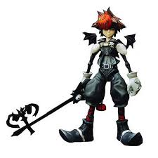 kingdom hearts 2 action figure