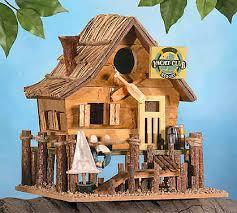 cool bird houses