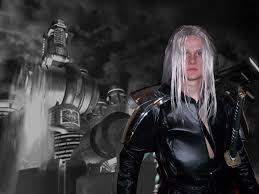 sephiroth cosplay