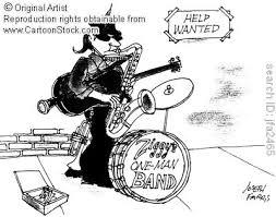 bands instruments