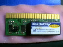 disk on chip