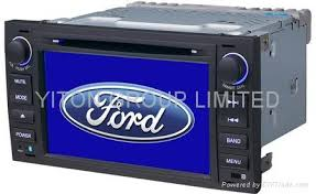 ford dvd